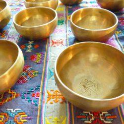Tibetaanse klankschalen, bellen, tingsha's