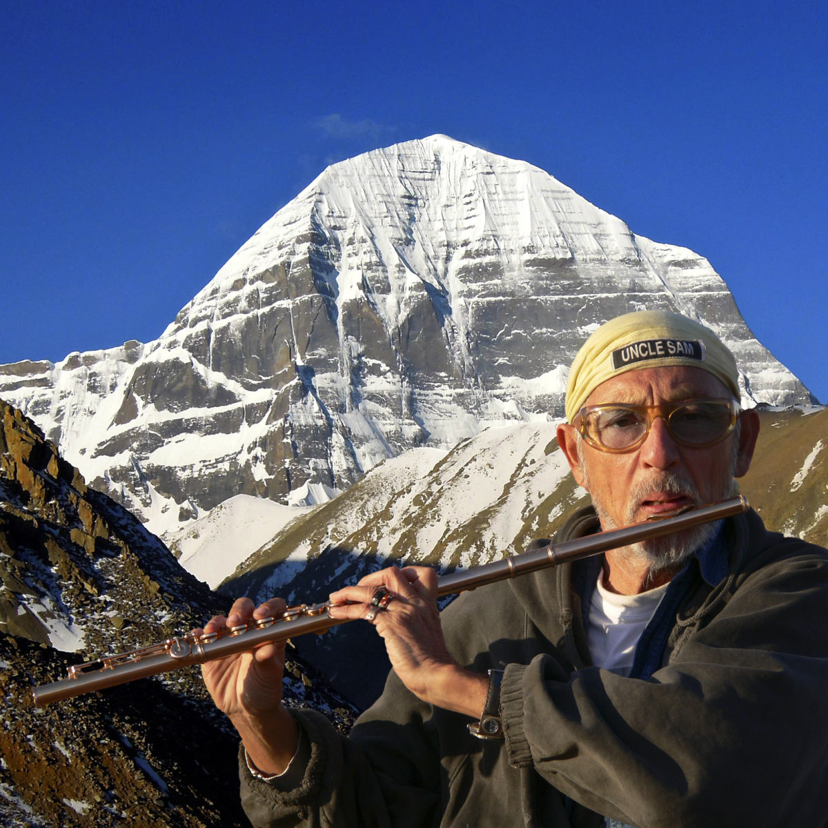 Tibet-concerten Chris Hinze