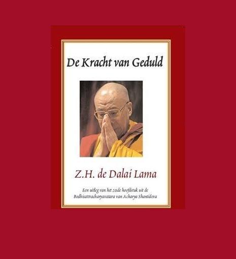 Boek De Kracht Van Geduld Stichting Tibet Support Groep